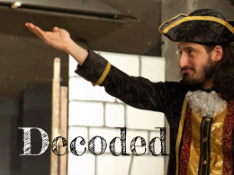 Decoded – Photogallery